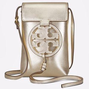 Tory Burch Miller Crossbody Phone Pouch Bag